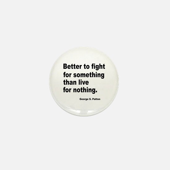 Fight for Something Mini Button