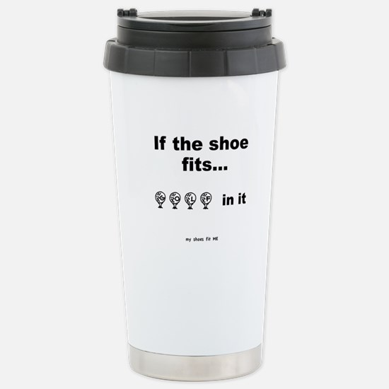 SHOES GOLF.png Stainless Steel Travel Mug