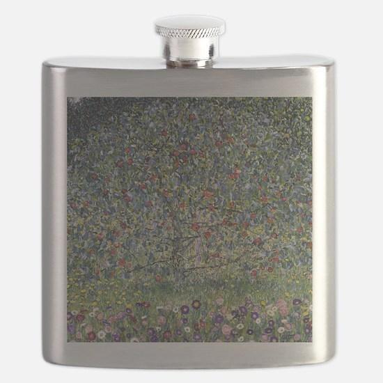 Gustav Klimt Apple Tree Flask