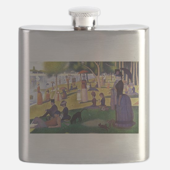 Funny Sunday Flask