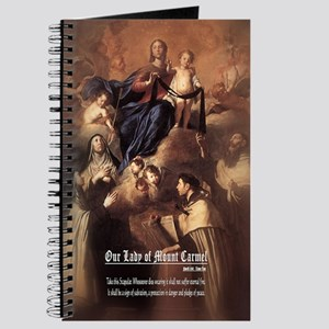 Our Lady of Mount Carmel Novelli Journal