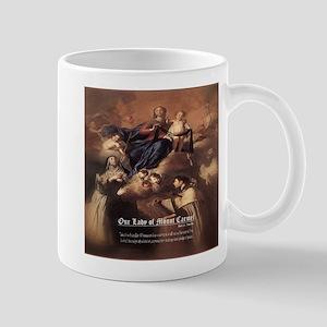 Our Lady of Mount Carmel Novelli Mug