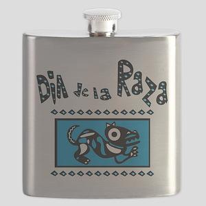 Dia de la Raza Flask