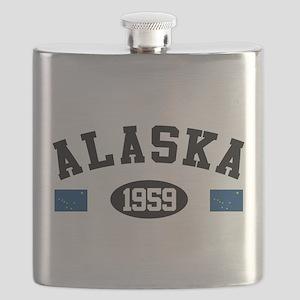 Alaska 1959 Flask