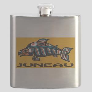 Alaska Juneau Flask