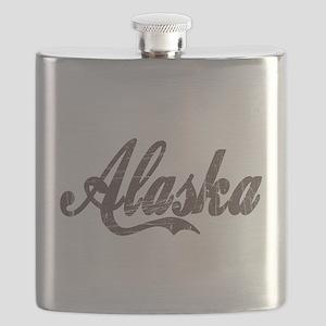 Vintage Alaska Flask