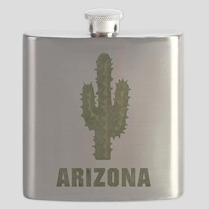 Vintage Arizona Flask