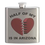 Heart In Arizona Flask