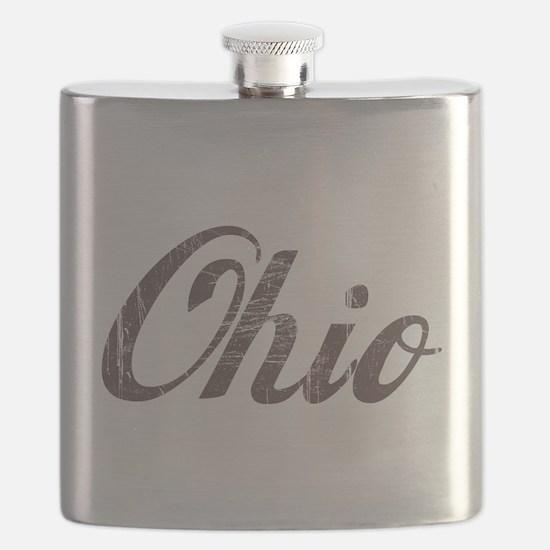 Vintage Ohio Flask