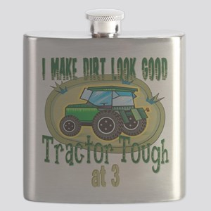 Tractor Tough 3 Flask
