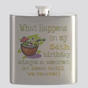 WhatHappens54 Flask