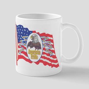 Left-handed American Pride Mug