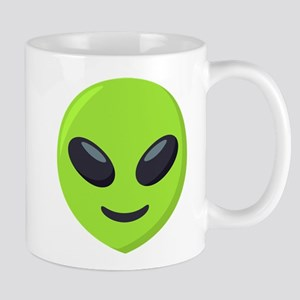 Alien Emoji Mugs