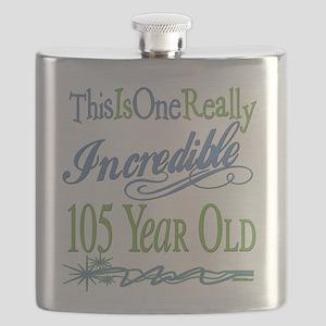 IncredibleGreen105 Flask
