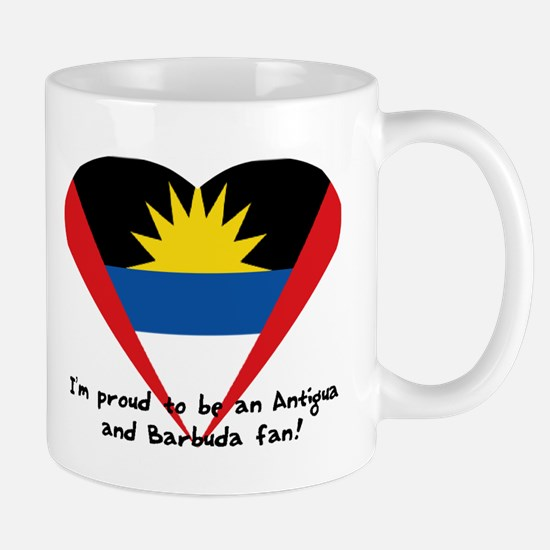 Antigua and Barbuda pride Mug