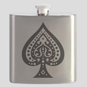 Spade Flask