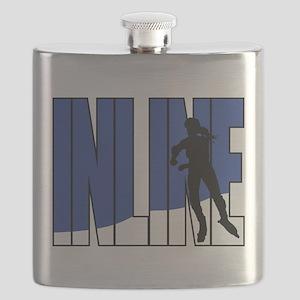 Inline Skating Flask