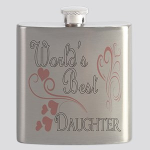 Hearts Daughter copy Flask