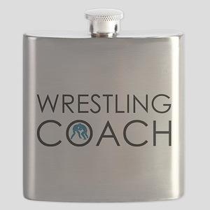 Wrestling Coach Flask