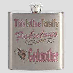 A Fabulous Godmother copy Flask