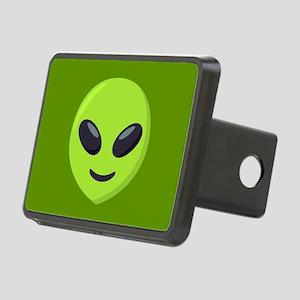 Alien Emoji Hitch Cover