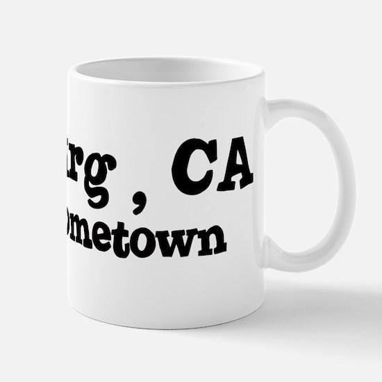 Pittsburg - hometown Mug