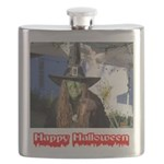 Halloween Witch Flask