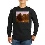 Twisted Out Long Sleeve Dark T-Shirt