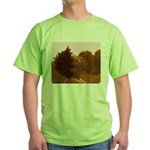 Twisted Out Green T-Shirt