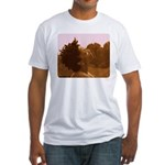 Twisted Out Fitted T-Shirt