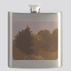 Twisted Out Flask