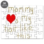 Mommy Loves it Puzzle
