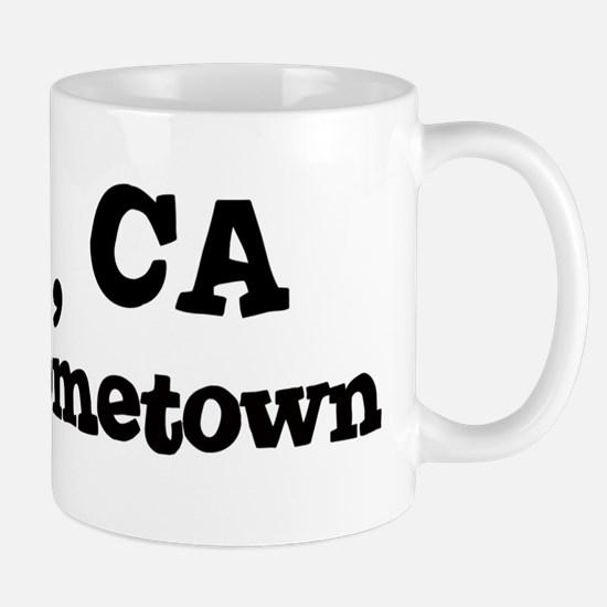 Piru - hometown Mug