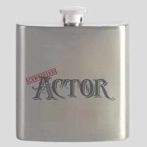 Certified Actor Flask