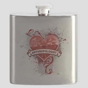 Heart Anthropologist Flask
