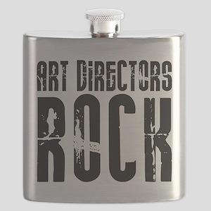 Art Directors Rock Flask