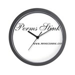 perms Wall Clock