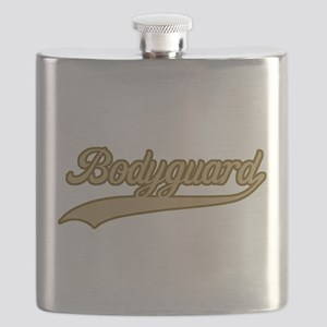 Retro Bodyguard Flask