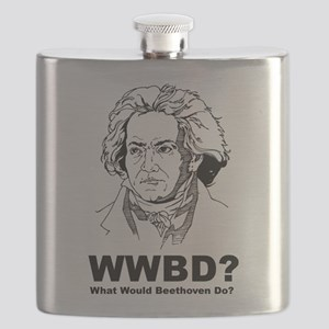 What Would Beethoven Do Flask