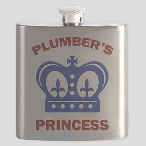 Plumber's Princess Flask