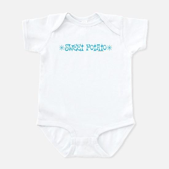 Sweet Potato Swank Infant Bodysuit