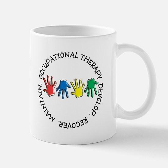 OT CIRCLE HANDS 2.PNG Mug