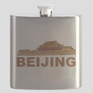 Vintage Beijing Flask