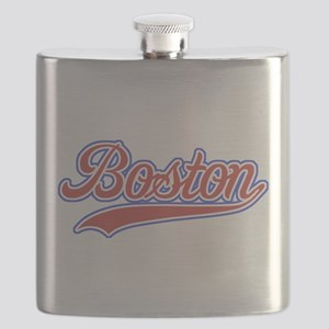 Retro Boston Flask