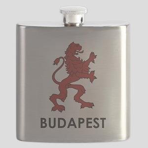Budapest Lion Flask