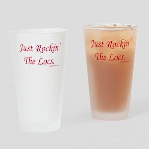 Rockin Drinking Glass