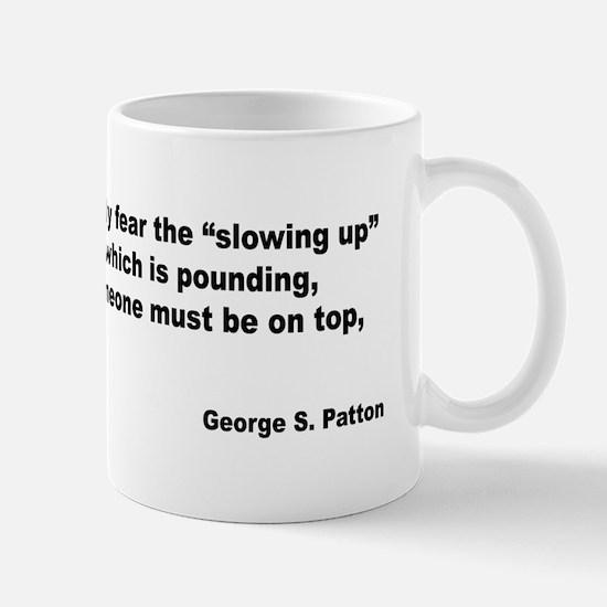 I Do Not Fear Failure Mug