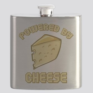 Powered By Cheese Flask