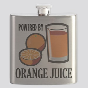 Powered By Orange Juice Flask