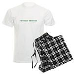 Get it Twisted Men's Light Pajamas